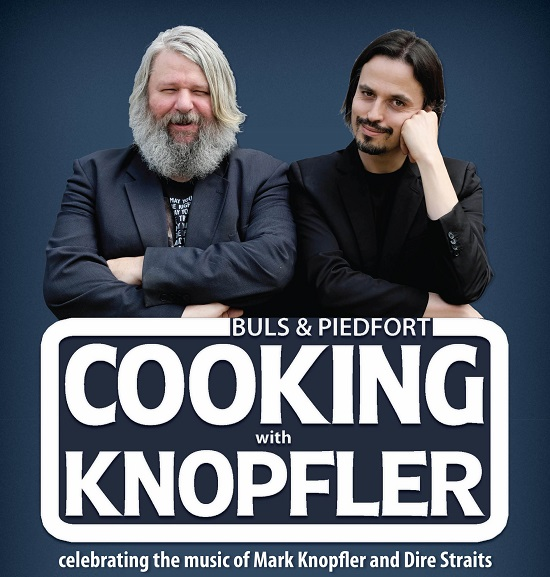 Cooking with Knopfler